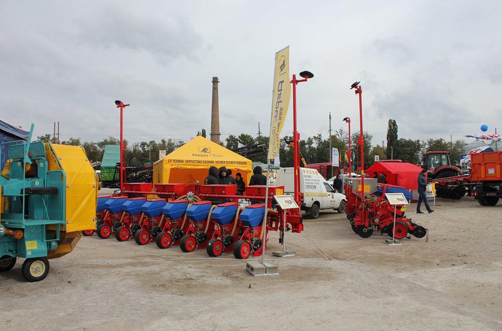 АгроЛига на выставке AgroExpo 2013