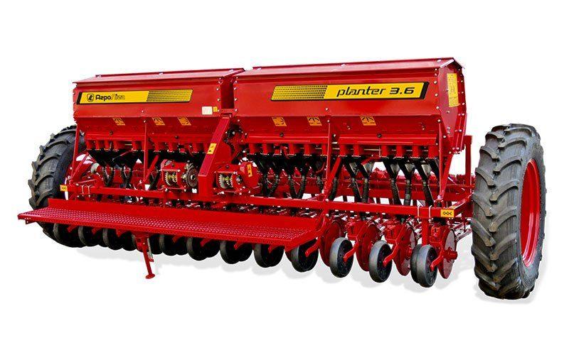 Сівалка зернова Planter 3.6 – відгук клієнта