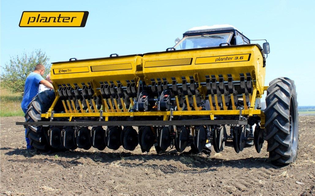 95% площ підготовлено до посіву озимих в Україні