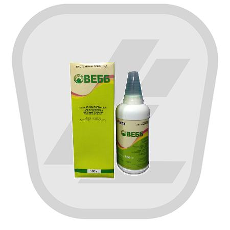 гербицид вебб