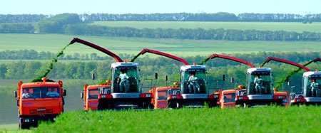 Россия пока не планирует вводить утилизационный сбор на сельхозтехнику
