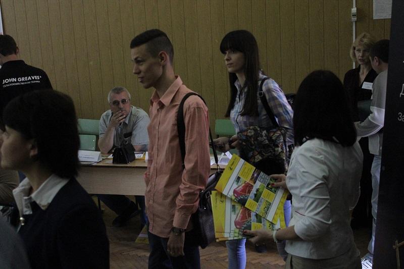 Ярмарок вакансій разом з Агролігою-04