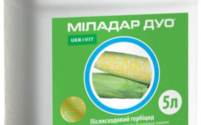 Гербицид Миладар Дуо